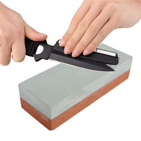 Sharpening Stones For Kitchen Knives by Dual Sided Knife Sharpening Sharpener