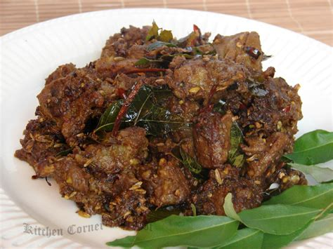 what is mutton kitchen corner try it mutton fry