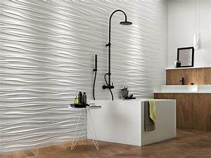 Panneau Mur Salle De Bain : panneau mural d coratif en 3d mettez en valeur vos murs ~ Premium-room.com Idées de Décoration