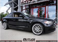 BMW 1 Series with 19in Beyern Spartan Wheels exclusively