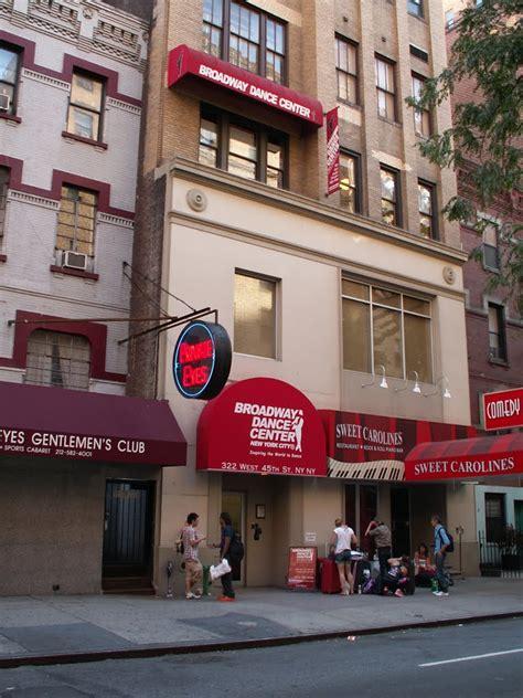 Panoramio  Photo Of Broadway Dance Center New York City