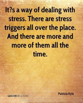 coping  stress quotes quotesgram