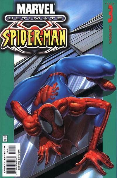 ultimate spider man  wannabe issue
