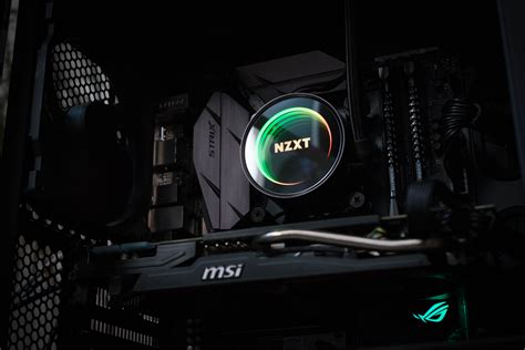 Wallpapers Hd 4k Gaming System by Black Msi Nzxt Computer System Unit 183 Free Stock Photo