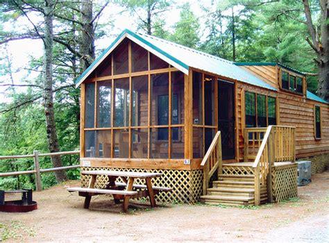 cgrounds with cabins adirondack cabin cottage rentals saratoga lake