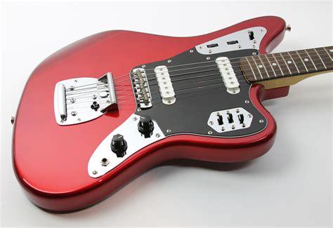Fender Jaguar Mij by Fender Mij Jaguar 1996 Apple Guitar For Sale