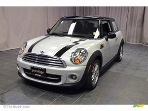Mini White Silver : 2013 white silver metallic mini cooper hardtop 71819262 car color galleries ~ Maxctalentgroup.com Avis de Voitures