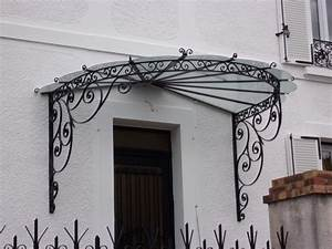 Marquise De Porte Ancienne : marquises et portes d entr e l art de faire ~ Dailycaller-alerts.com Idées de Décoration