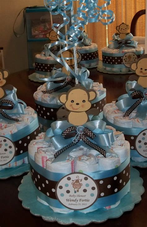Baby Shower Without - baby shower diapers centerpiece with without by