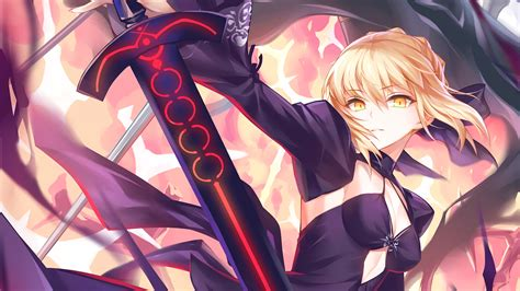 next fate anime series fate grand order hd wallpaper and background