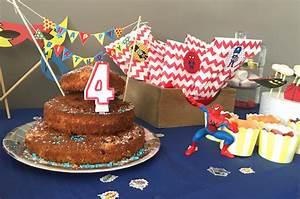 Theme Anniversaire Fille : idee de gateau d anniversaire fille 4 ans arts ~ Melissatoandfro.com Idées de Décoration