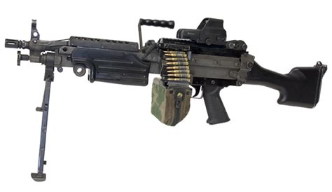 Saw (squad Automatic Weapon) M249 Fully Automatic .223