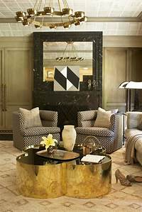 designer home decor Interior Design Trends 2016 - Decorating with Metallics