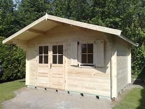 Chalet En Bois Prix : prix abri de jardin uteyo ~ Premium-room.com Idées de Décoration
