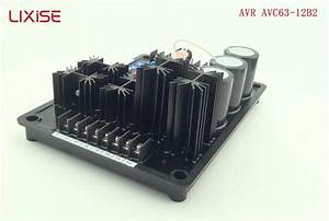 Generator Avr Circuit Diagram Avc63