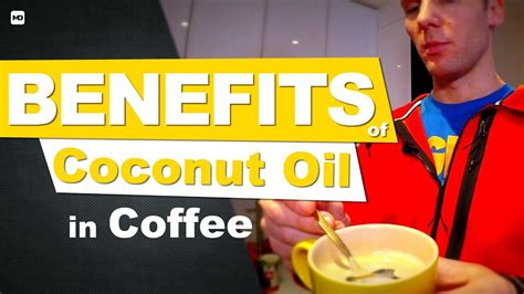 So, having a small amount of coconut oil in your morning coffee could prove pretty helpful and healthful for you. Benefits of Coconut Oil for Weight Loss, Hair, Skin & Face | Coconut Oil in Coffee? - YouTube