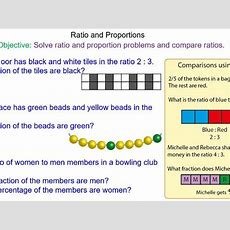 Secondary Number Teaching Resources Ratio And Proportion Tes