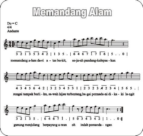 partitur lagu bagimu negeri bagimu not balok lagu negeri blackhairstylecuts com