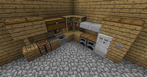 kitchen ideas minecraft kitchen minecraftdesign wiki