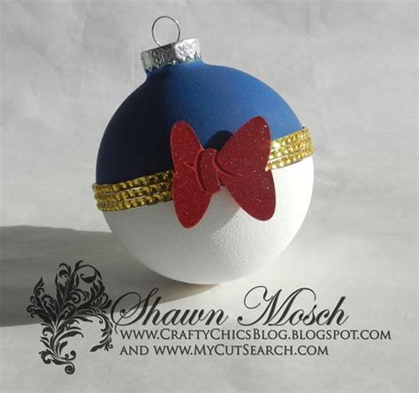 donald duck inspired ornament favecrafts