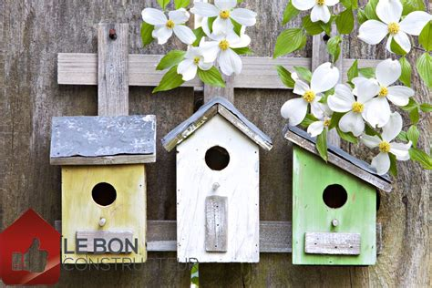fabriquer sa cuisine en bois comment fabriquer une mangeoire pour oiseaux