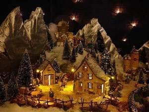Village De Noel Miniature : les 316 meilleures images du tableau noel le village sur pinterest ~ Teatrodelosmanantiales.com Idées de Décoration