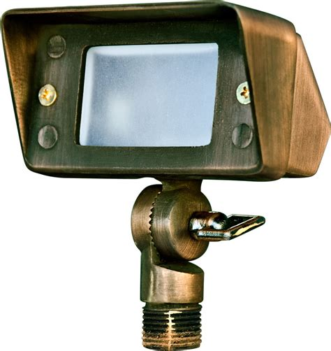 brass motion sensor outdoor lighting country cottage