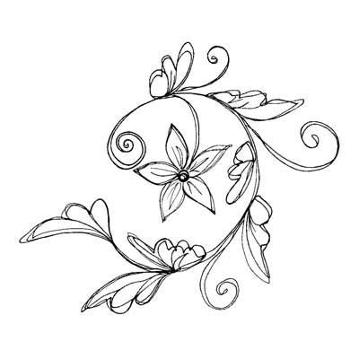 pin  susan arnold  ornament flowers tattoos ornaments