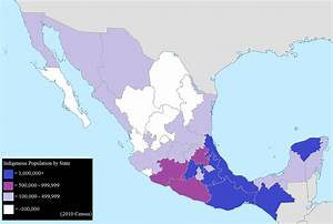 List of Mexican states by indigenous-speaking population ...
