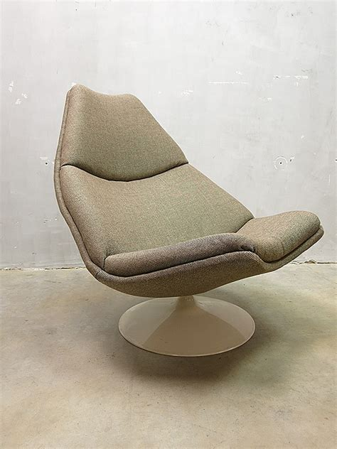 artifort stoel vintage artifort vintage lounge chair swivel chair artifort