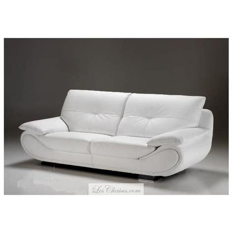 canapé cuir design canape design cuir blanc