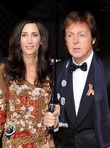 Paul McCartney's Wife Nancy Shevell Resigns From MTA Board ...