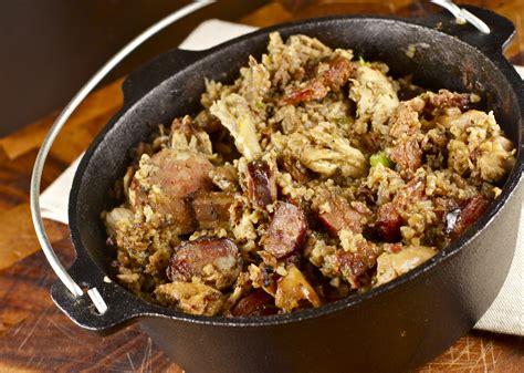 luisina cuisine cajun pork jambalaya is a defining recipe of cajun cooking
