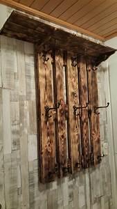 Garderobe Aus Paletten : garderobe mit hutablage garderobe wandgarderobe marco metall schwarz lackiert mit garderobe ~ Sanjose-hotels-ca.com Haus und Dekorationen