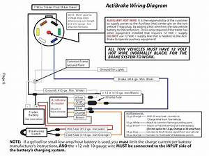 7way Trailer Wiring Diagram Copy 7 Prong Trailer Wiring