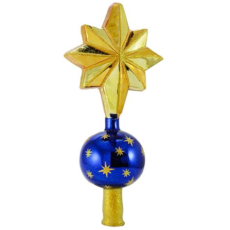 christopher radko follow the star finial christmas