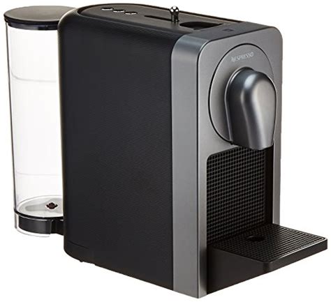 Nespresso C70 US TI NE Prodigio Espresso Maker, Titan ? coffee.cooking