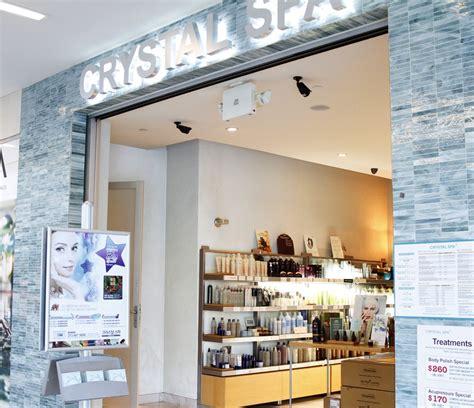 crystal spa    reviews day spas