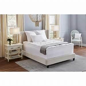 comfort revolution 5quot memory foam mattress topper with With comfort revolution memory foam mattress topper