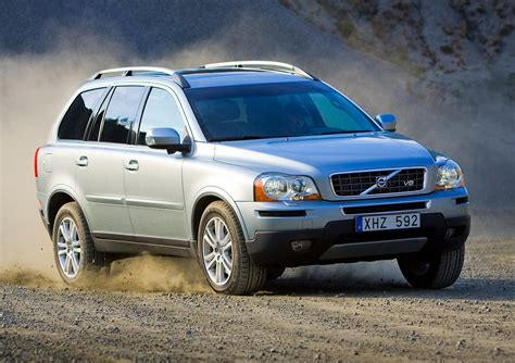 Volvo Xc90 Picture by 2006 Volvo Xc90 Hd Pictures Carsinvasion