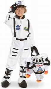Boys NASA Jr. Astronaut Suit White Toddler/Child Costume ...