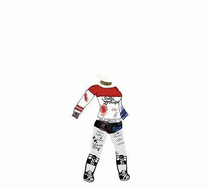 Outfits Gacha Anime Clothes Drawing Studio Base