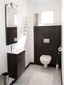Toilettes Suspendues Grohe : les meubles d co d 39 ambiance bain ~ Nature-et-papiers.com Idées de Décoration