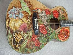 Cool Guitar Paintings | www.pixshark.com - Images ...