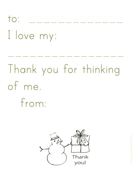 free thank you notes templates thank you note templates free activity shelter