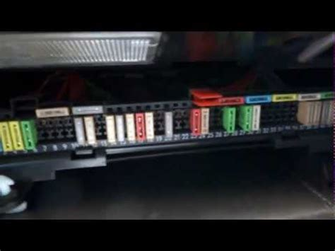 I Replace 2007 Bmw 328i Fuse Box by Replacing Cigarette Lighter Fuse 2013 Bmw 328i F90 Doovi