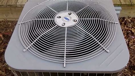 fan and air conditioner how to replace the fan motor in an air conditioner concept