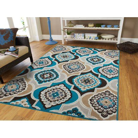 Cheap Blue Area Rugs by Contemporary Area Rugs Blue 5x8 Area Rugs On Clearance 5x7