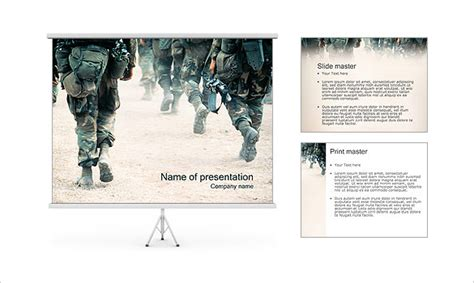 military powerpoint 36 powerpoint templates free ppt format free premium templates