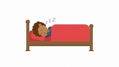 Vector Sleeping Bed Cartoon Sleep Clipart Svg